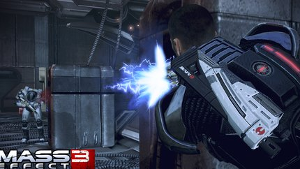 Mass Effect 3 + Kinect = Awesome