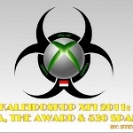 Kaleidoskop XBOX 360 Fanboys Indonesia 2011: Skyrim, The Award & 530 Spartans