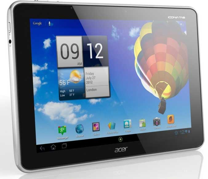 Iconia Tab A510 / A511, Acer Unggulkan Kepraktisan Tablet Android