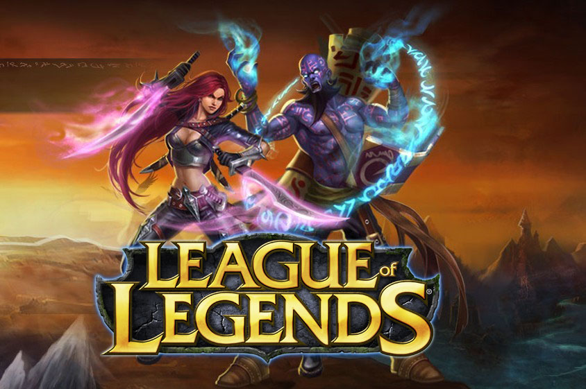 League of Legend Champion Sneak Peek