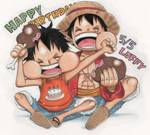 Happy Birthday Monkey D. Luffy!