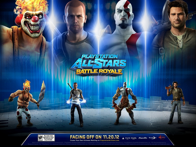 PlayStation All-Stars Battle Royale: Trailer Perdana Raiden
