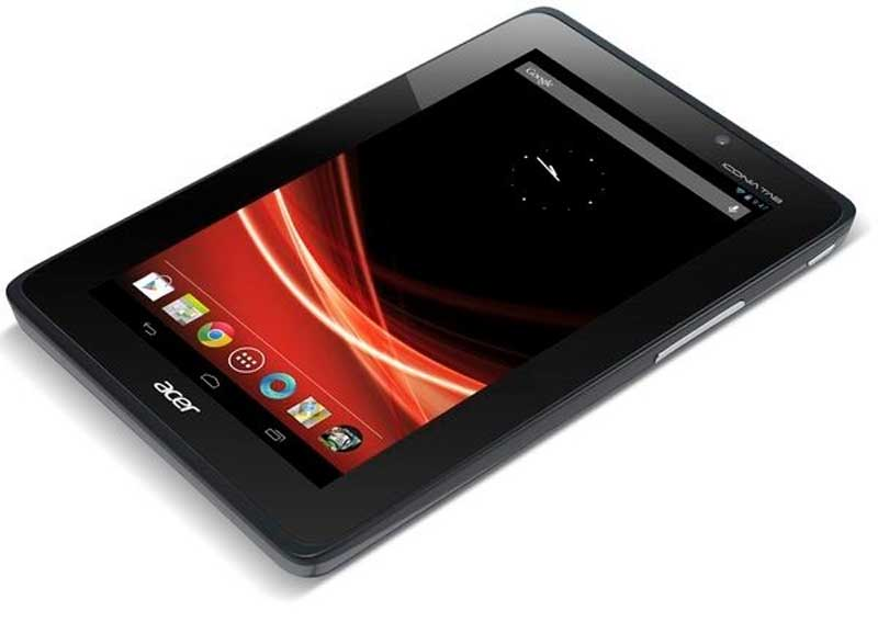 Acer Iconia Tab A110, Tablet Android 4.1 Jelly Bean Cuma 2 Jutaan!!