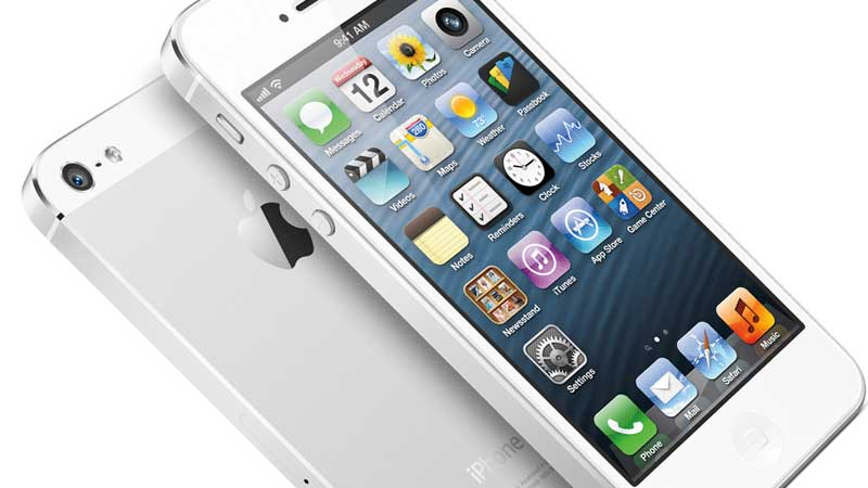 Apple iPhone 5, An Image of Yester-Year Technology