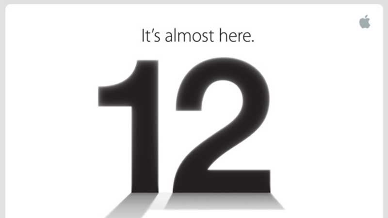 Apple Menggelar Event 12 September untuk iPhone 5, iPad mini Menyusul Bulan Depan