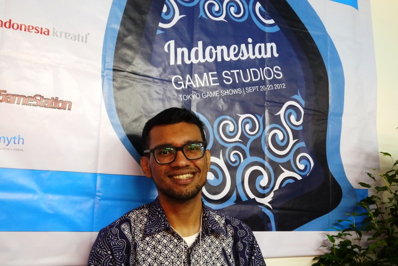 Live from TGS 2012: Interview with Shafiq Husein