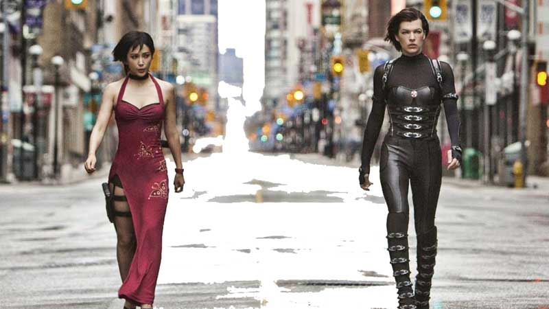 Memorable Moments: Resident Evil Movie Series