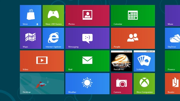 List Game-Game di Awal Perilisan Windows 8