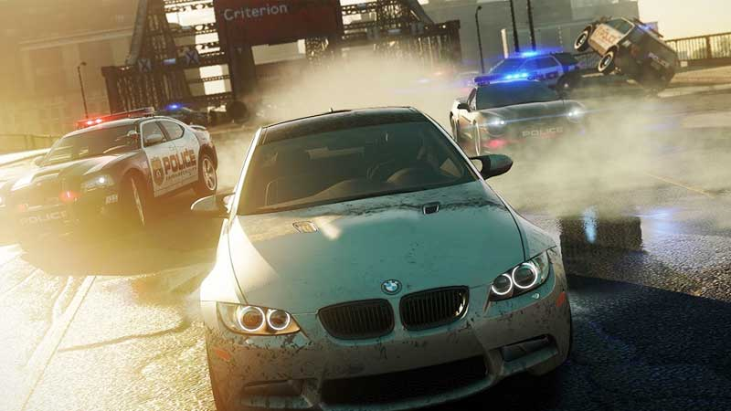 Ford Focus ST Menggoda Dalam Trailer Terbaru Need for Speed: Most Wanted