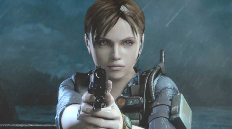 Resident Evil: Revelations, Trailer Baru Menjelaskan Detail Infernal Mode