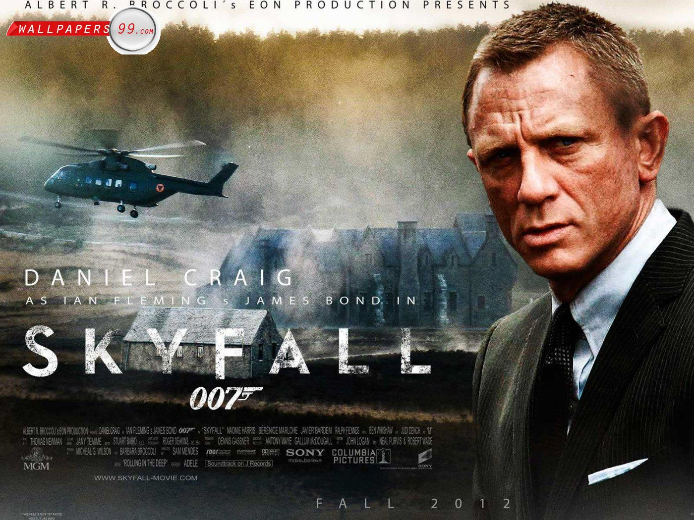 Duniaku Movie Review: Skyfall
