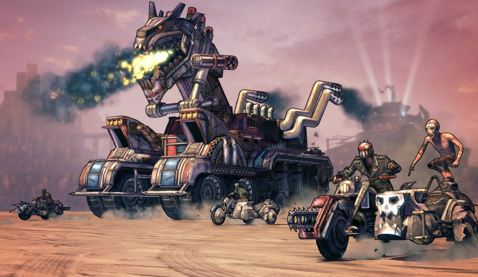 """Mr. Torgue's Campaign of Carnage"", Ekspansi Baru Borderlands 2"