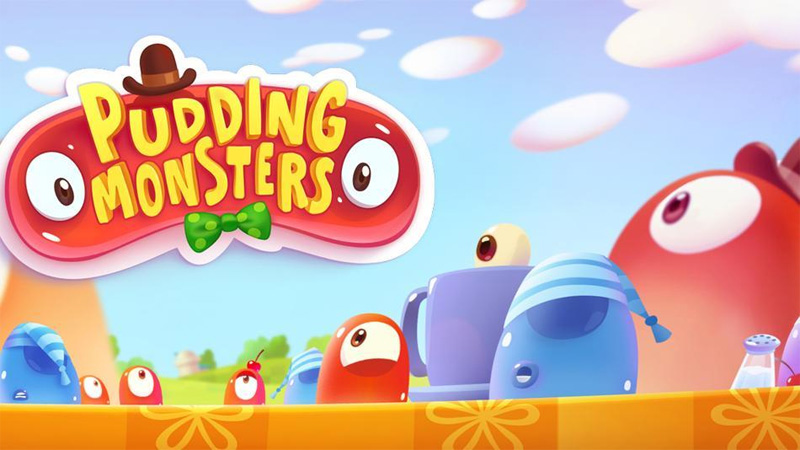Developer Cut the Rope, ZeptoLab Kembali Dengan Game Puzzle Baru, Pudding Monsters!