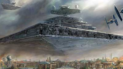 Eye Candy: Star Wars Universe Concept Art