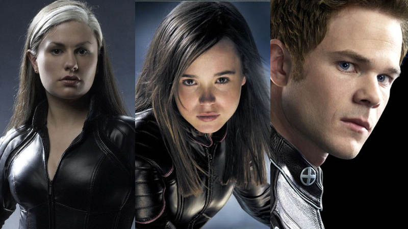 Anna Paquin, Ellen Page dan Shawn Ashmore Beraksi Kembali di X-Men: Days of Future Past