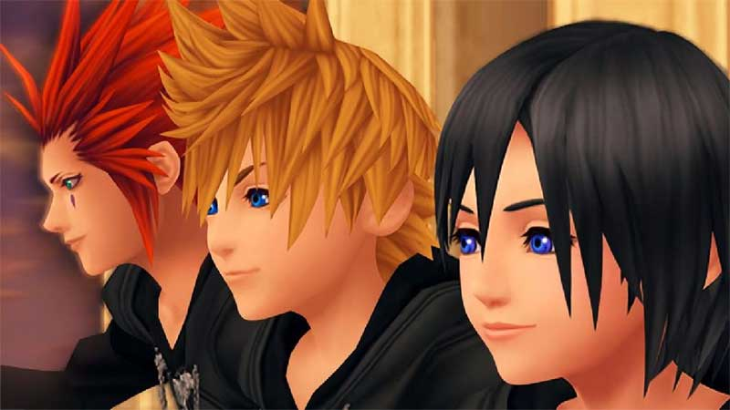 Square Enix Mengerjakan Versi Translasi Kingdom Hearts HD 1.5 ReMIX