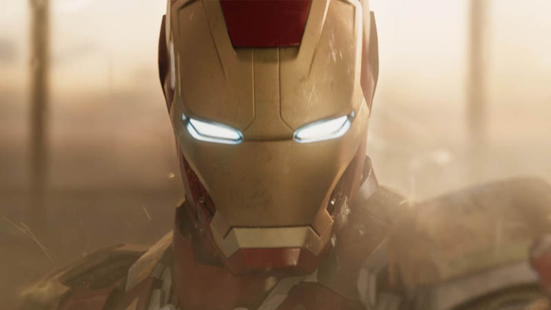Extended Tv Spot Iron Man 3 dari Kids' Choice Awards