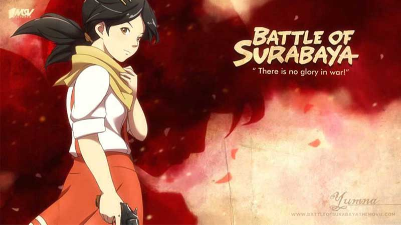 Battle of Surabaya Dilirik Oleh Disney?