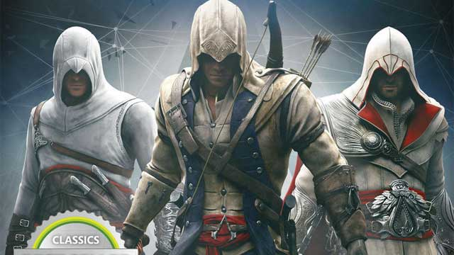 Ubisoft Siap Rilis Assassin's Creed Heritage Collection, Kumpulan Lima Game dalam Satu Paket!