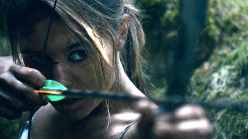 Croft, Film Live Action Tomb Raider Buatan Fans