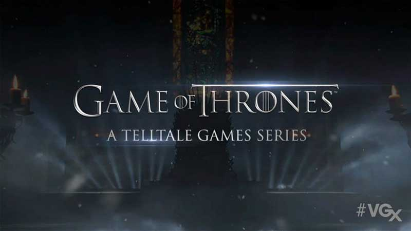 Spike VGX 2013: Telltale Games Konfirmasikan Versi Game dari Game of Thrones!