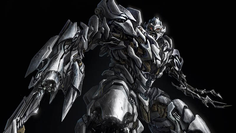 Eye Candy: Desain Karakter Transformers: Revenge Of The Fallen
