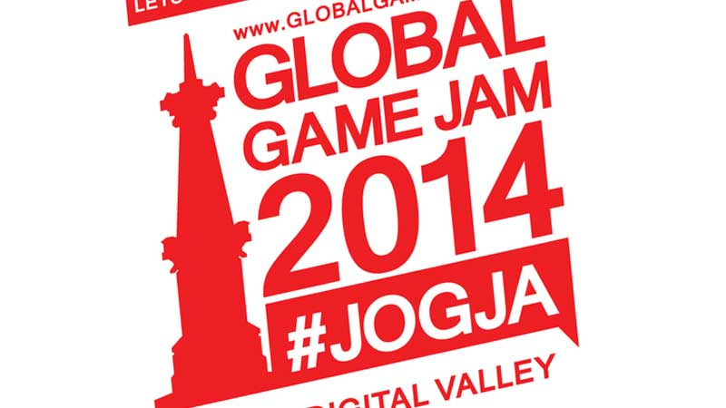 Let's Join Global Game Jam Jogjakarta 2014!