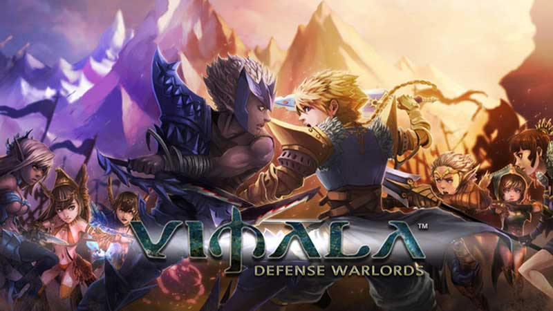 Vimala: Defense Warlords, One More RPG from Indonesia Who Fights in Kickstarter