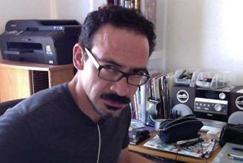 STGCC 2014: Humberto Ramos, Comic Artist Dibalik The Amazing Spider-Man
