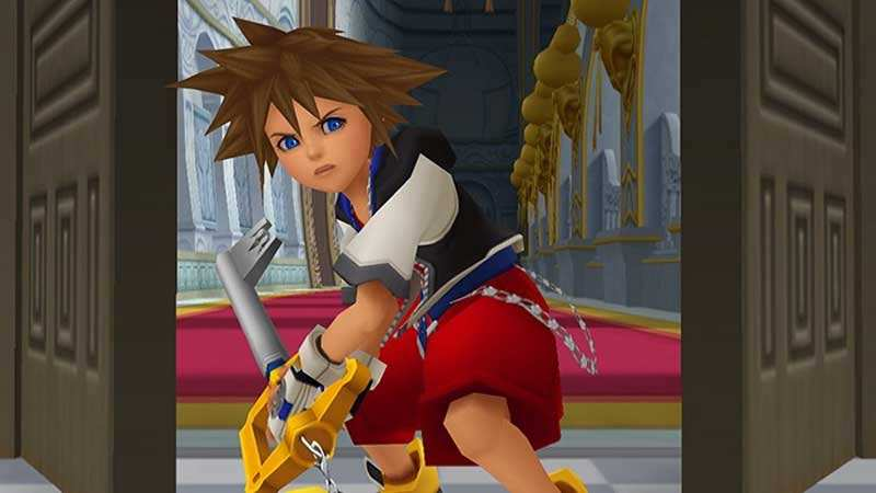 Roxas dan Monster of the Sea Dalam Trailer Terbaru Kingdom Hearts HD 2.5 ReMIX