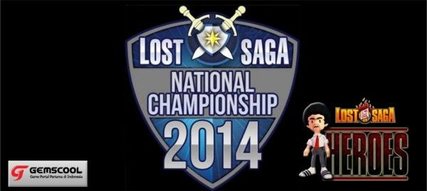 Lost Saga National Championship (LSNC) 2014 Makassar Region Succeeds to Get the Champion