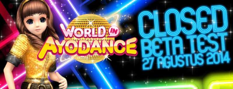 Register Yourself to Welcome World in AyoDance