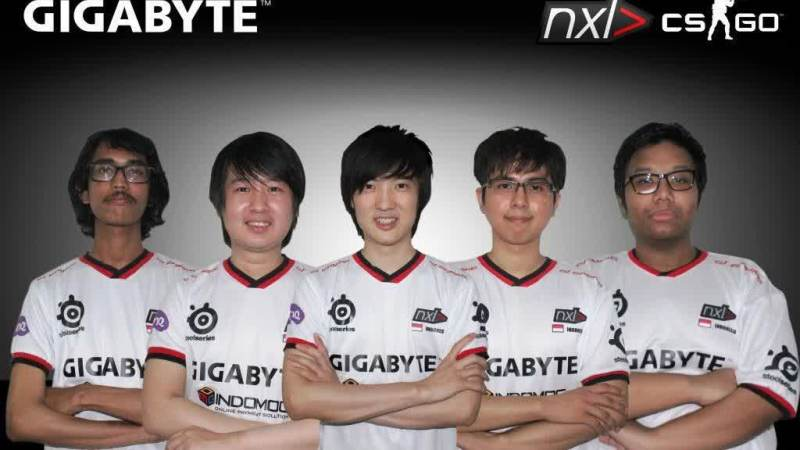 Team NXL> Wakili Indonesia di Cabang CS:GO 8th IeSF World Championship!