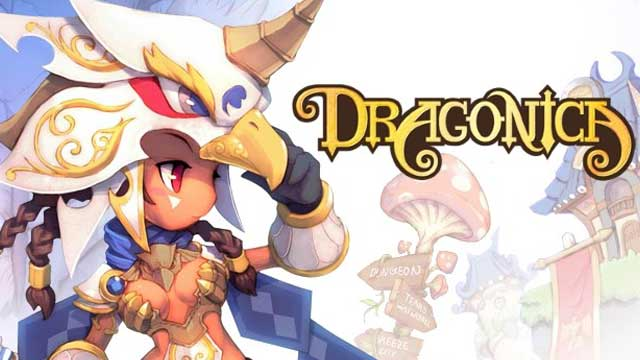 Gandeng LINE, Asiasoft Siap Rilis Dragonica Mobile di Indonesia!