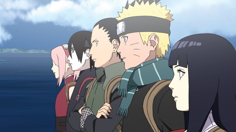 5 Momen Paling Mantap Dari The Last - Naruto The Movie