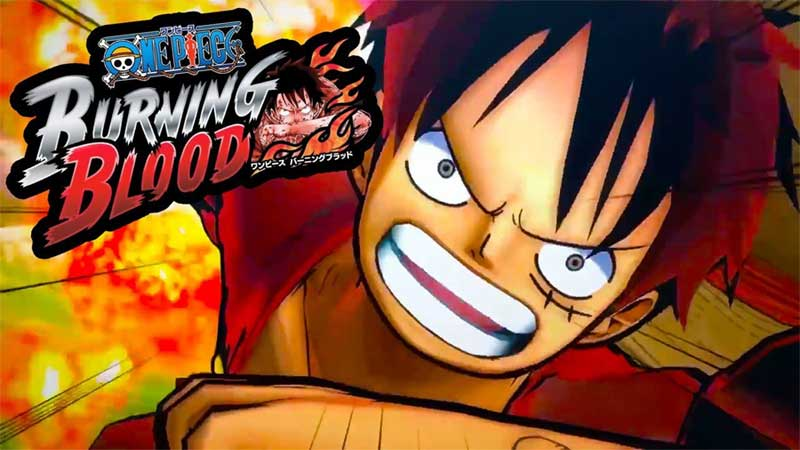 Gear Fourth vs Logia Move! One Piece Burning Blood Makin Panas!