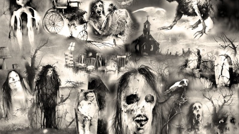 Guillermo Del Toro akan Mengadaptasi Scary Stories to Tell in the Dark!