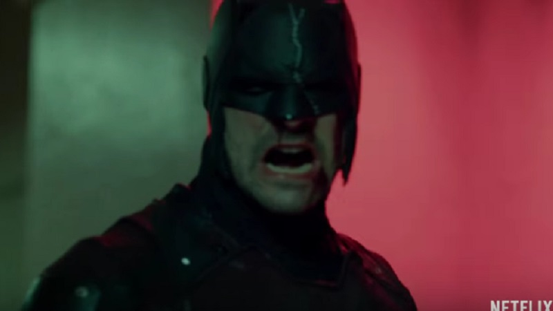 Trailer Baru Daredevil Season 2 - Daredevil Vs Punisher!