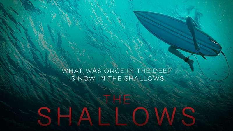 Review The Shallows - Film Hiu Terbaik Setelah Jaws!