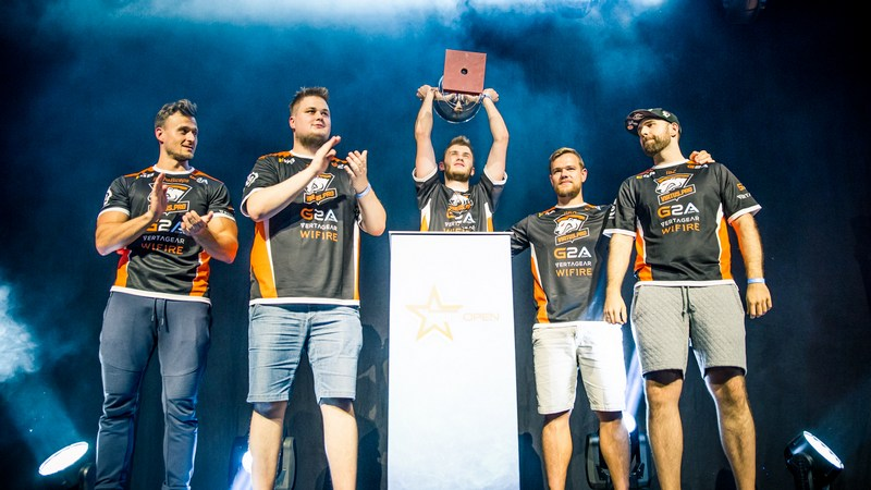 Virtus.pro CS:GO Juarai Dreamhack Bucharest!