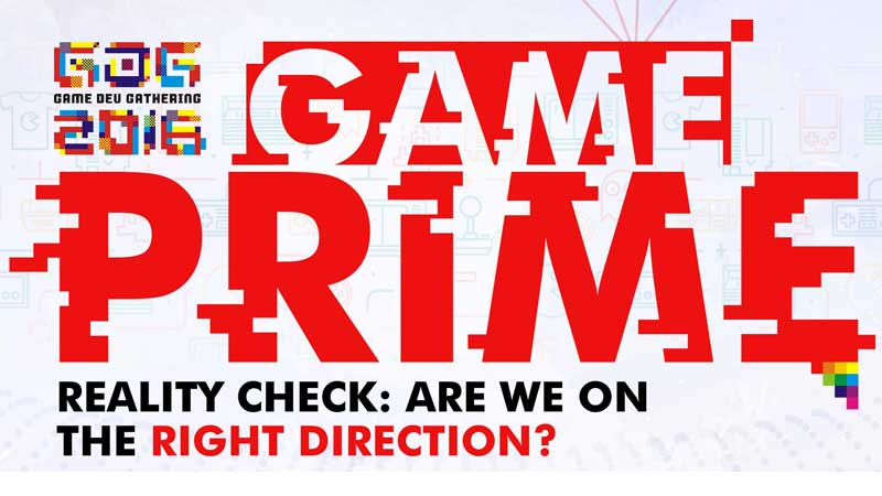 Game Prime 2016, Event Industri Game Terbesar di Indonesia Siap Digelar!