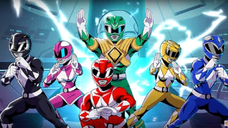 Game Power Rangers Mega Battle Sajikan Beat-Em Up Super Seru!