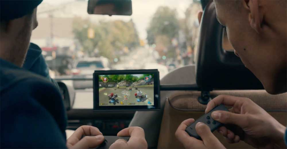 Nintendo Switch: Masa Depan Dunia Game Bukan Virtual Reality dan Grafis 4K