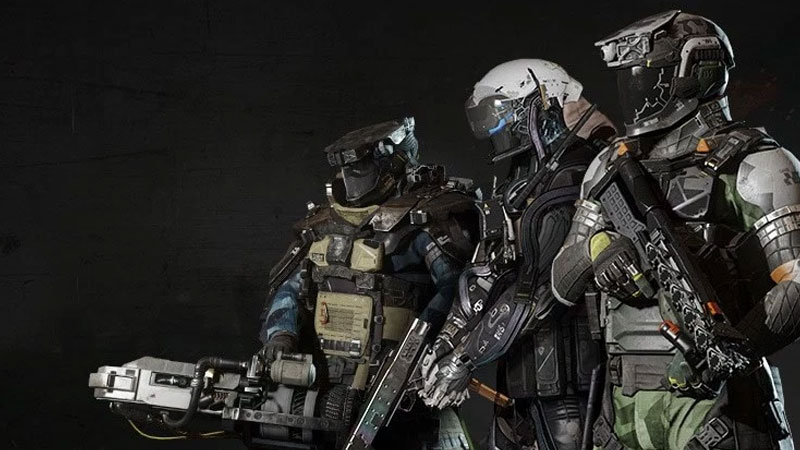 Combat Rigs: Teknologi Nyata di Balik Call of Duty Infinite Warfare