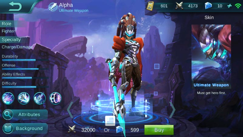 Guide Alpha Mobile Legends: Bantai Musuhmu dengan Ultimate Weapon Alpha!