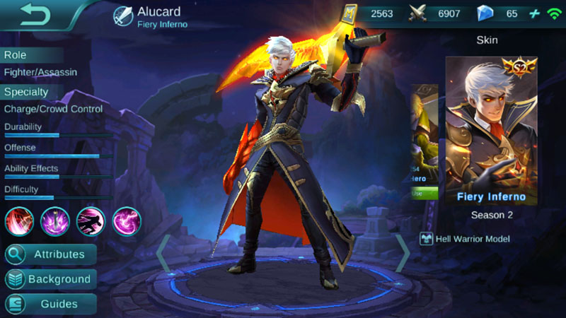 Guide Alucard Mobile Legends Patch 1.1.76: Vampiric God Mode Alucard!