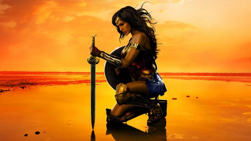 Review Wonder Woman: Film Superhero DC Extended Universe Paling Solid