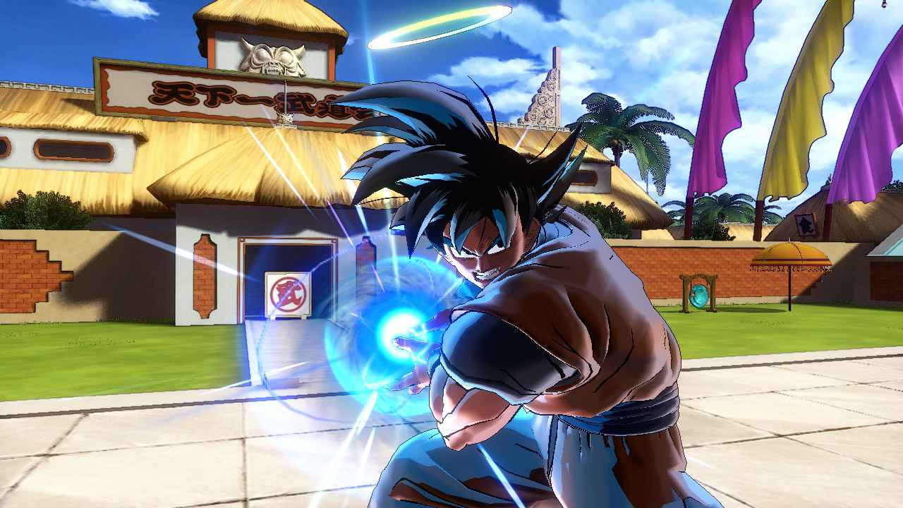 Rasakan Sensasi Menjadi Son Goku di Dragon Ball Xenoverse 2 dengan Motion Controls Nintendo Switch! (VIDEO)