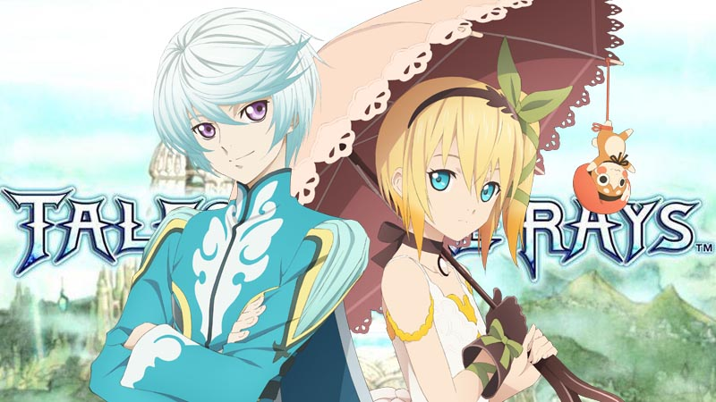 Akhirnya Mikleo dan Edna Ramaikan Event Tales of the Rays Versi Global!