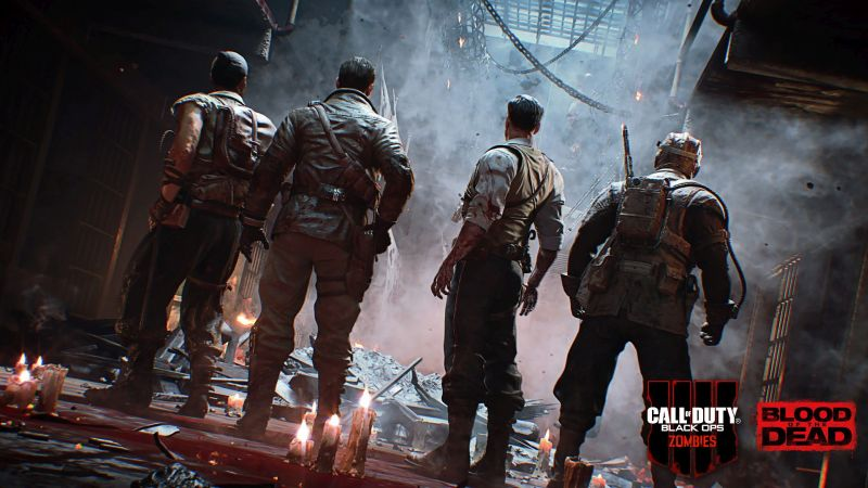 Call of Duty: Black Ops 4 Siap Battle Royale pada 12 Oktober 2018!